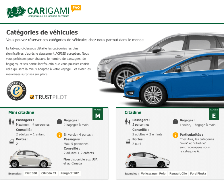 Comparateur location vehicule comparateur location - Comparatif location voiture guadeloupe ...