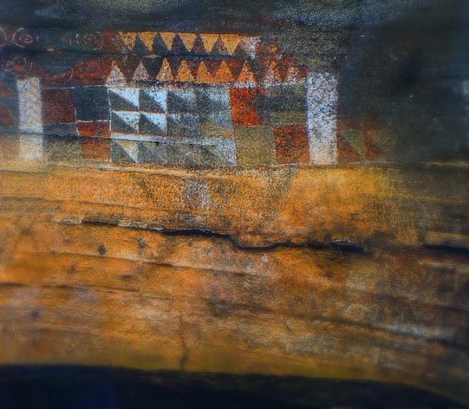Les fresques centenaires du musée de Gáldar