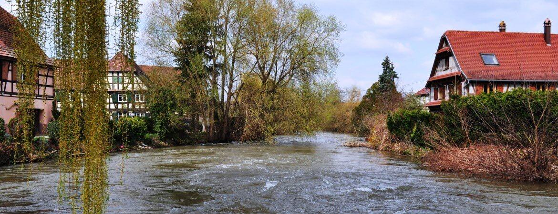 Autour de Sélestat : un peu décotourisme en Alsace
