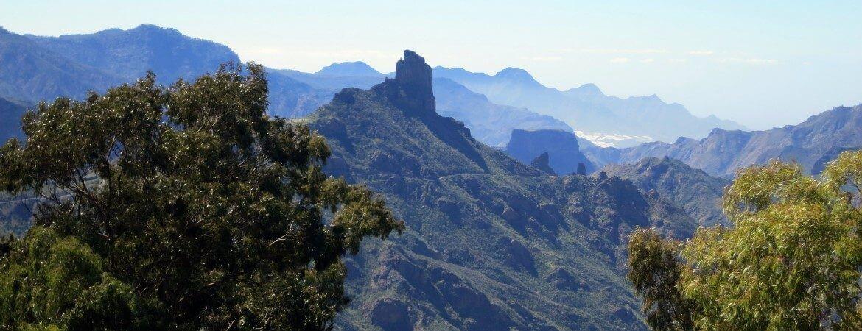 Vue de l'île de Gran Canaria.