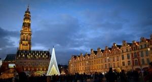 Marché Noël Arras