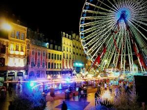 Marché Noël Lille