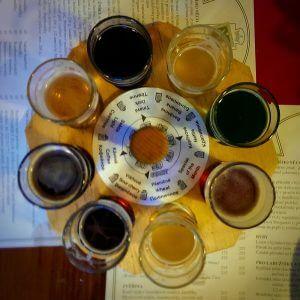 Prague bière