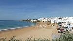 La plage d'Albufeira