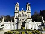 Une église près de Braga
