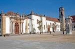 Dans le vieux Coimbra