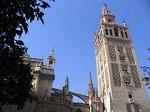 La tour de la Giralda à Séville
