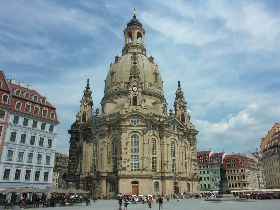 Eglise de Dresde