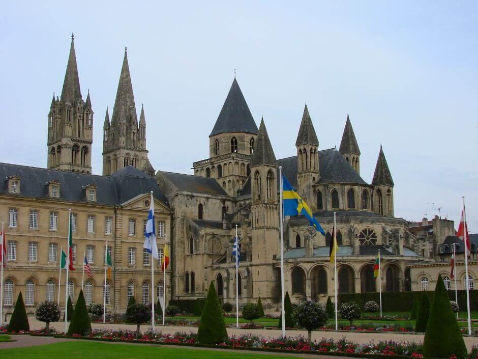 Abbaye-aux-Hommes de Caen