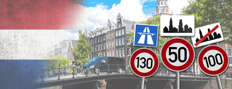 Vue d'Amsterdam aux Pays-Bas.
