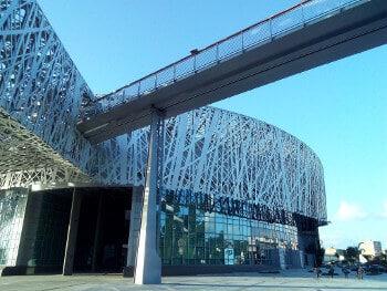Musée à Pointe-à-Pitre.