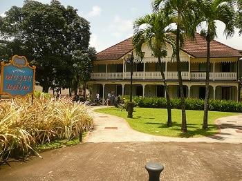 Le Musée du Rhum en Martinique.