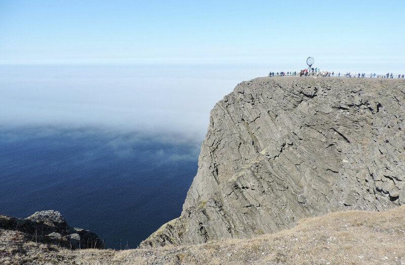 Le Cap Nord en Norvège.