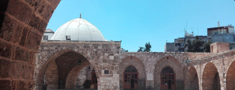 Mosquée au Liban.