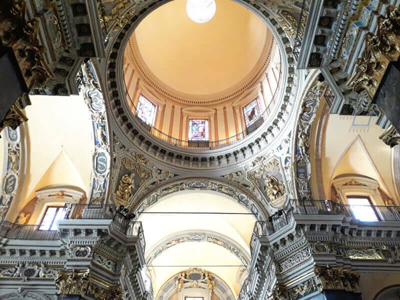 Coupole de la cathédrale de Nice.