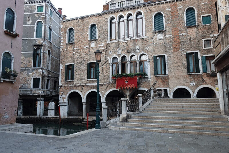 Palais à Venise.