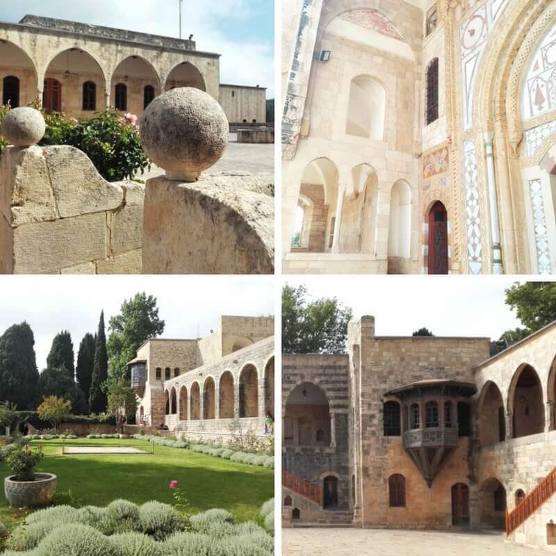 Un palais en Orient.