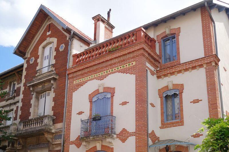 Maison à Toulouse.