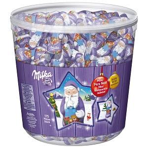 Boîte de chocolats Milka.