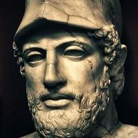 Statue de Périclès.