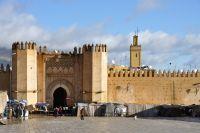 Entrée de la Medina à Fès
