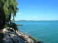 Vue sur le lca de Neuchâtel