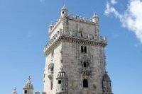 Vue sur la tour de Belém