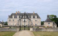 Entrée du Château de Champchevrier