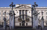 Entrée du Palais de Buckingham