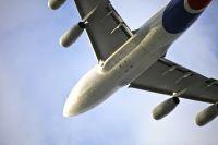 Atterrissage d'un avion à Orly