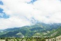 Vue sur la Sierra Maestra