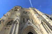 Devanture de la Cathédrale Saint-André