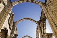 Vue des arches