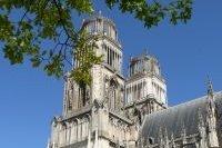 Sommet de la cathédrale Sainte-Croix d'Orléans