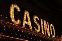 Enseigne de Casino