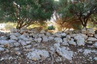 Paysage rocailleux du parc Sant Llorenç del Munt i l'Obac