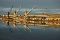 Les docks Vauban vue de la mer