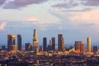 Vue sur les Grattes ciel de San Fransisco