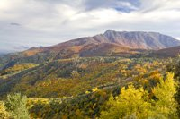 Panorama du Massif du Montseny