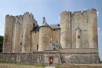 Façade du Donjon de Niort