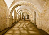Arche à l'intérieur de l'Église Saint-Germain-de-Paris