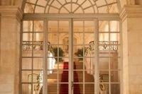 Entrée intérieure de l'Hôtel de ville de Valenciennes