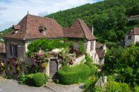 Maison à l'entrée du Parc régional des Causses du Quercy